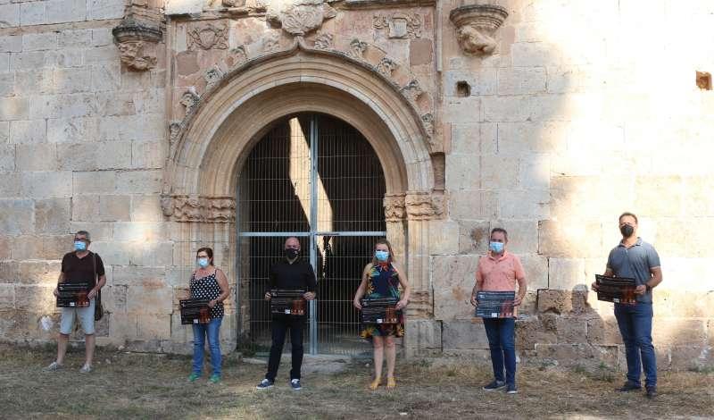 El festival se presentó en la Cartuja de Valldecrist