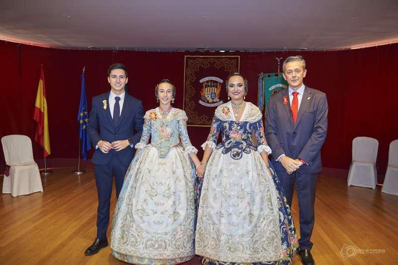 Presentació de les Falleres Majors 2020. / EPDA