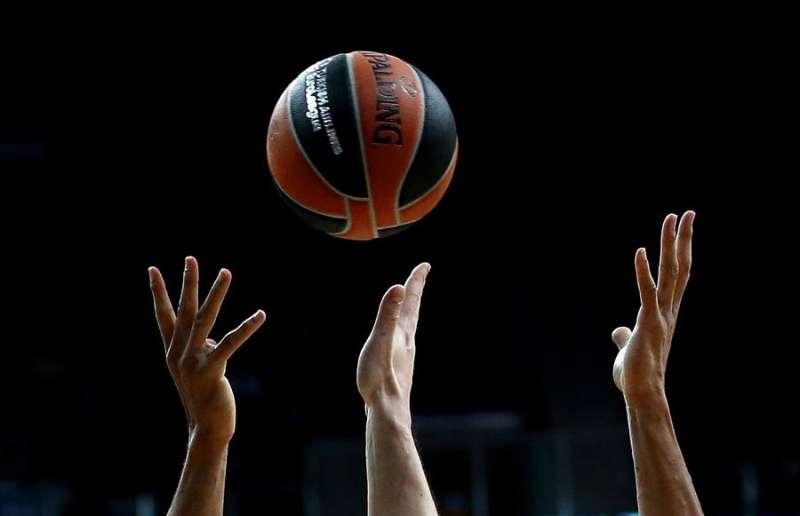 Una pelota de baloncesto. EPDA