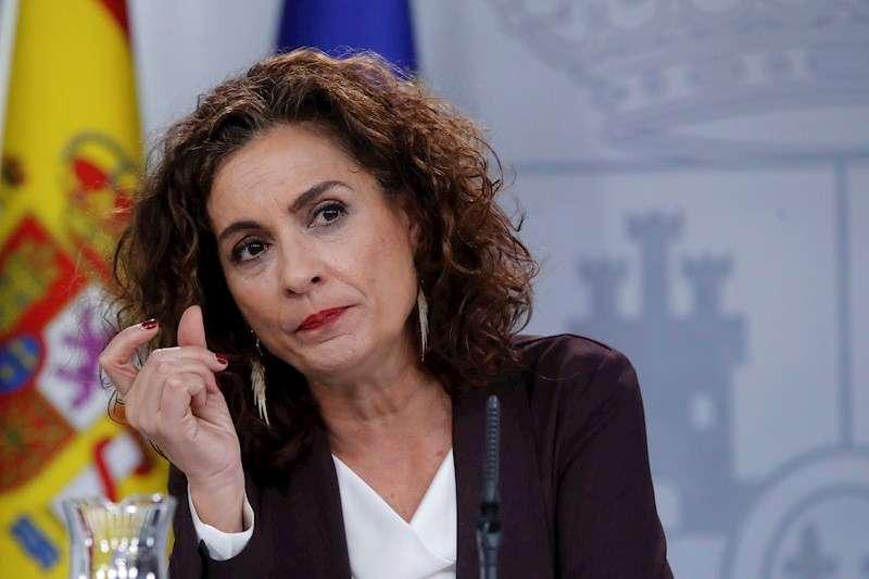 La ministra de Hacienda y Portavoz del Gobierno, María Jesús Montero. EFE/Archivo