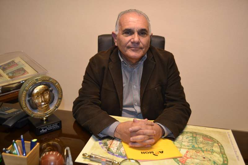 Francisco Camps, Presidente de AEMON. EPDA