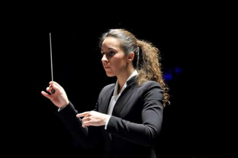 La directora italiana Sara Maganzini. EPDA
