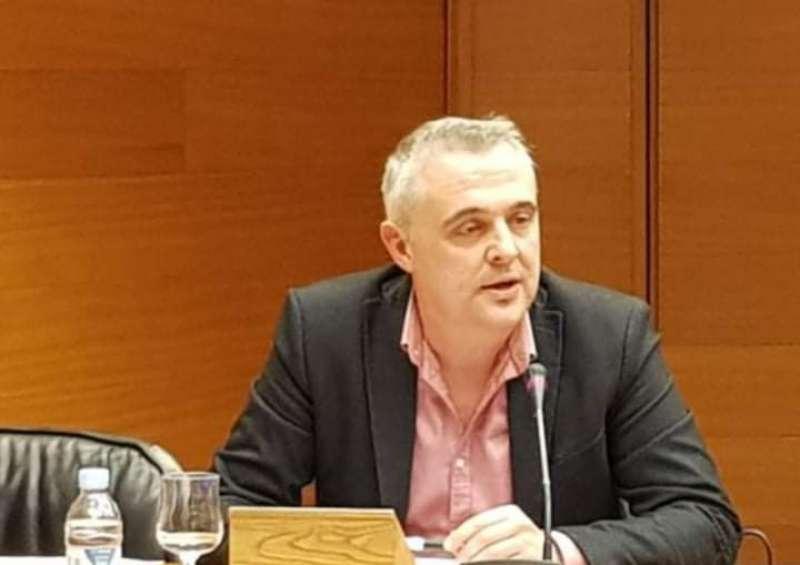 Francisco Latorre, coordinador EUPV Segorbe