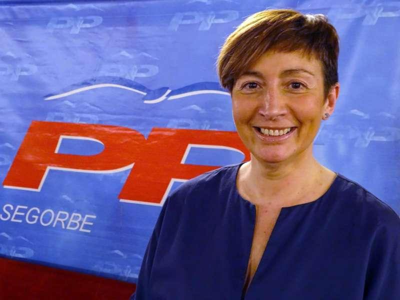 Mª Carmen Climent candidata a la alcaldía por el PP