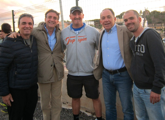 Celebración de las Jornadas Técnicas de Tenis organizadas por el Club de El Puig.