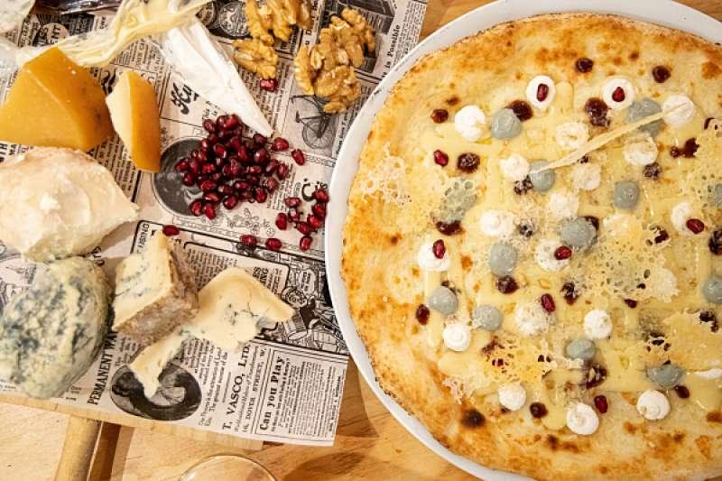 Pizza Il Cortile. EPDA