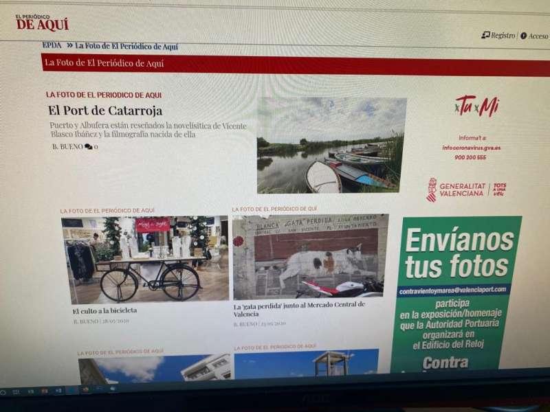 La Foto de El Periódico de Aquí.