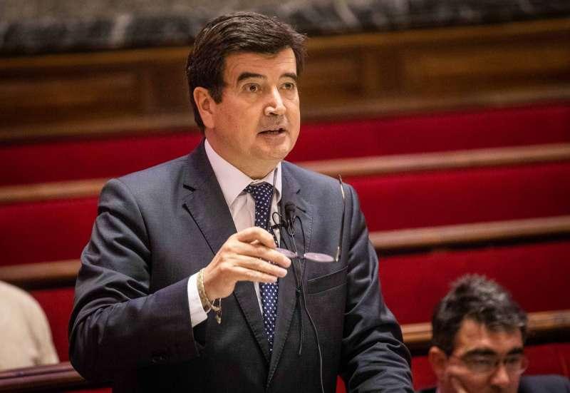 El portavoz de Ciudadanos en el Ayuntamiento de Valencia, Fernando Giner