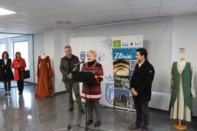 Pilar Moncho inaugura l