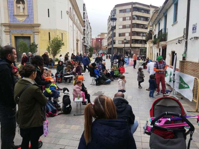 Esports al barri en Patraix. EPDA