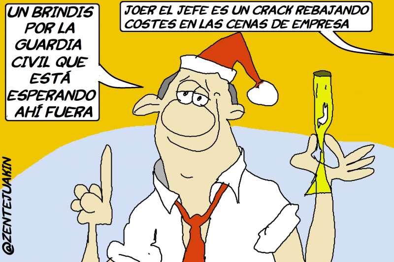 Viñeta publicada por ElPeriodicodeAqui.com