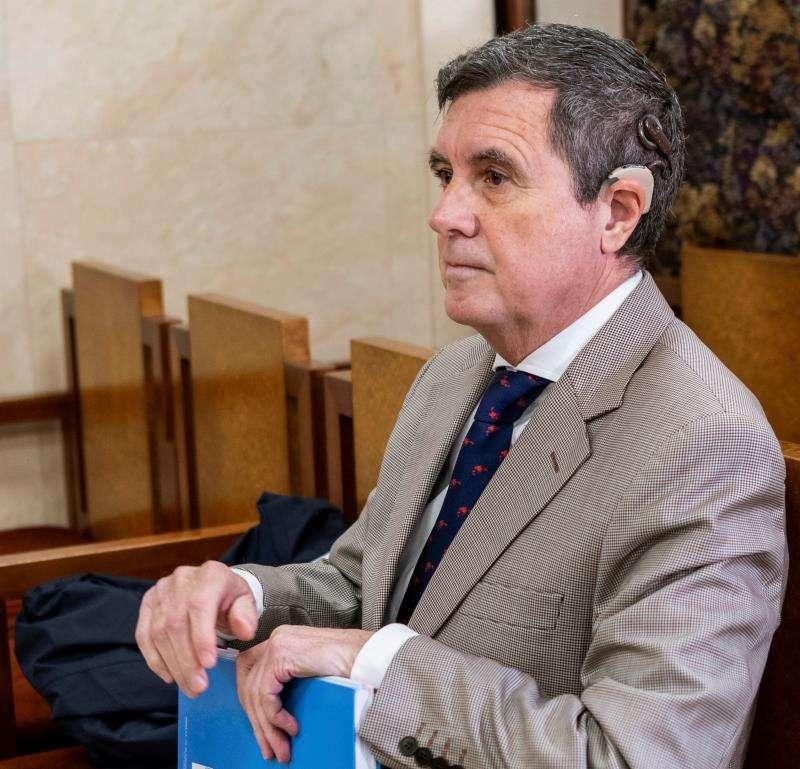 El expresidente balear Jaume Matas. EFE/Archivo