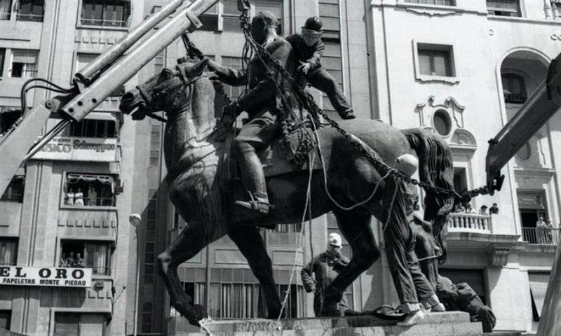 Foto de Manuel Molines de 1983. EFE