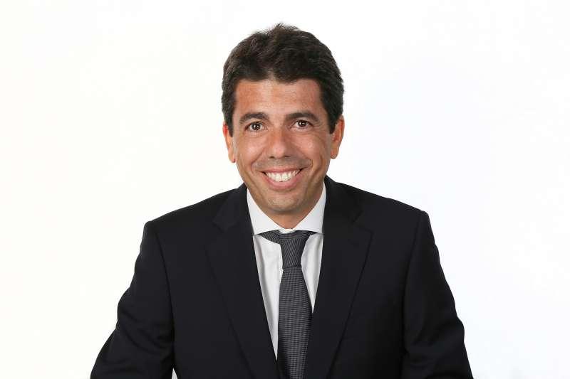 Carlos Mazón, presidente de la Diputación de Alicante. EPDA