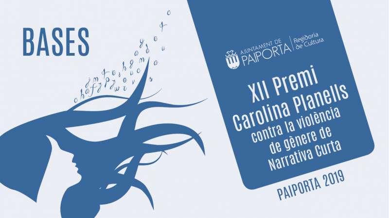 Convocatora del Premi Carolina Planells. EPDA