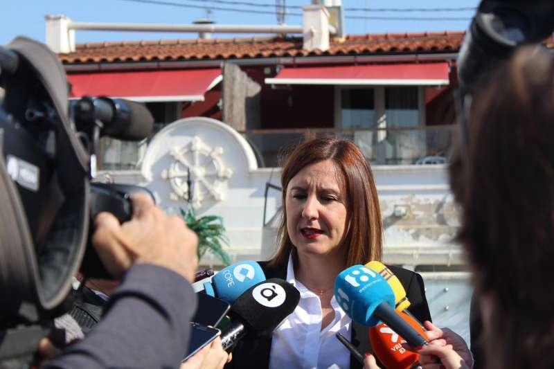 La portavoz del Grupo Municipal Popular, María José Catalá. / EPDA