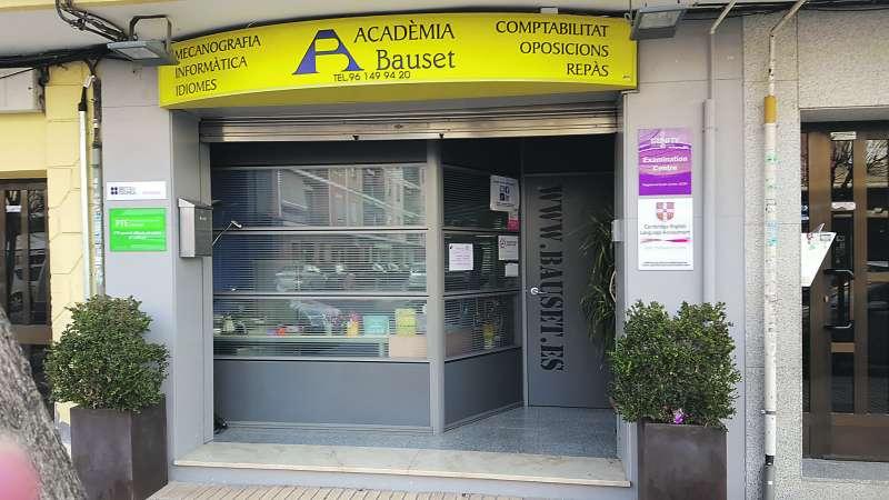 Academia Bauset de Meliana. EPDA