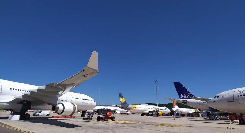 El aeropuerto de Castellón refuerza su apuesta por la diversificación