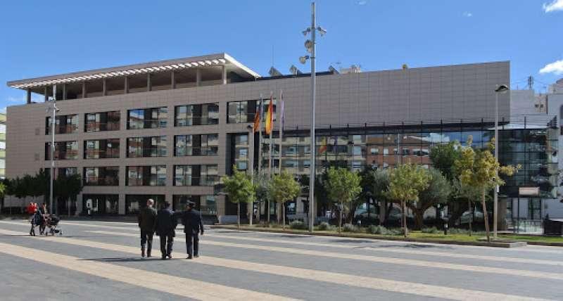 Ayuntamiento Almassora./EPDA