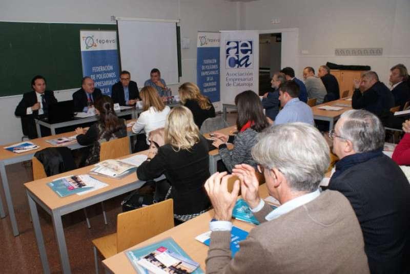 Reunión de FEPEVAL en Catarroja. EPDA