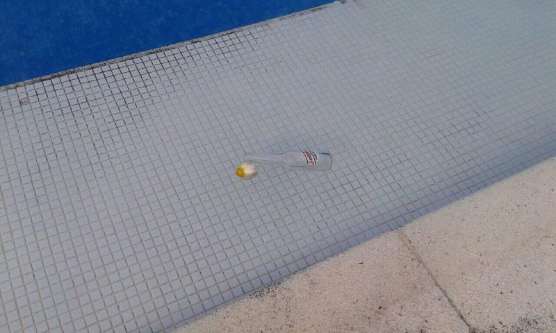 El gerente de la piscina de verano de sagunto se ha visto for Piscina sagunto