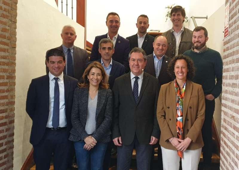 Participantes en la XIII Asamblea General en la sede de la FEMP (Madrid). / EPDA
