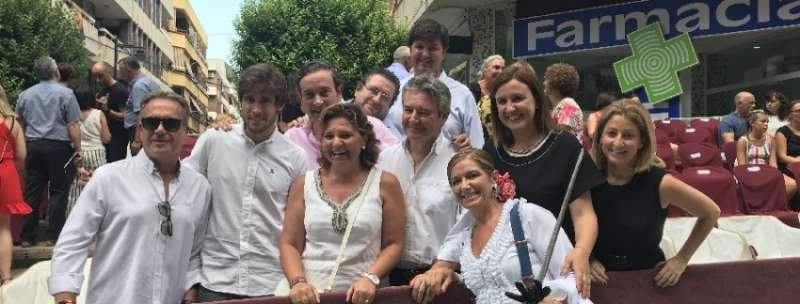 La presidenta del Partido Popular de la Comunitat Valenciana, Isabel Bonig.