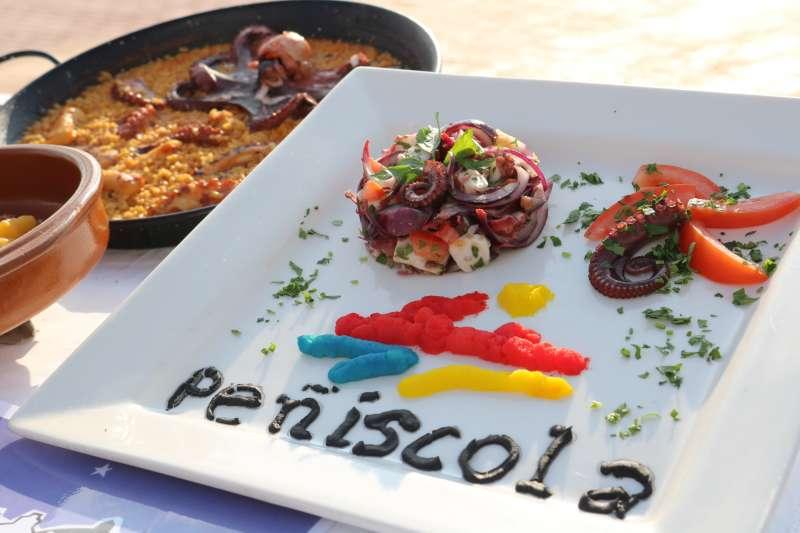 Jornadas gastronómicas a base de pulpo. EPDA