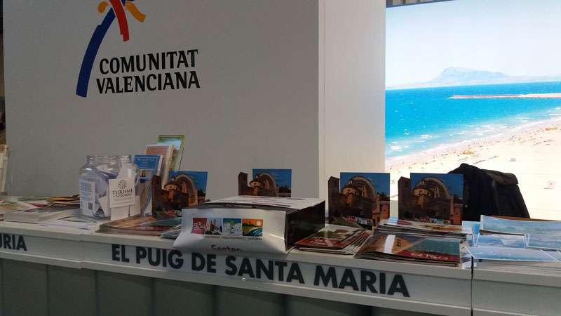 Muestra de turismo de El Puig