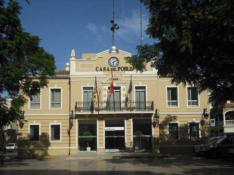 Ayuntamiento de La Pobla de Farnals