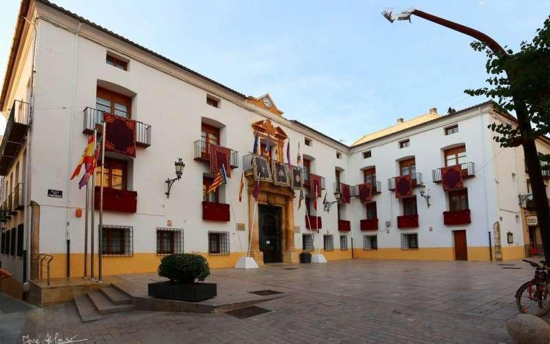 Ayuntamiento de Utiel. EPDA.