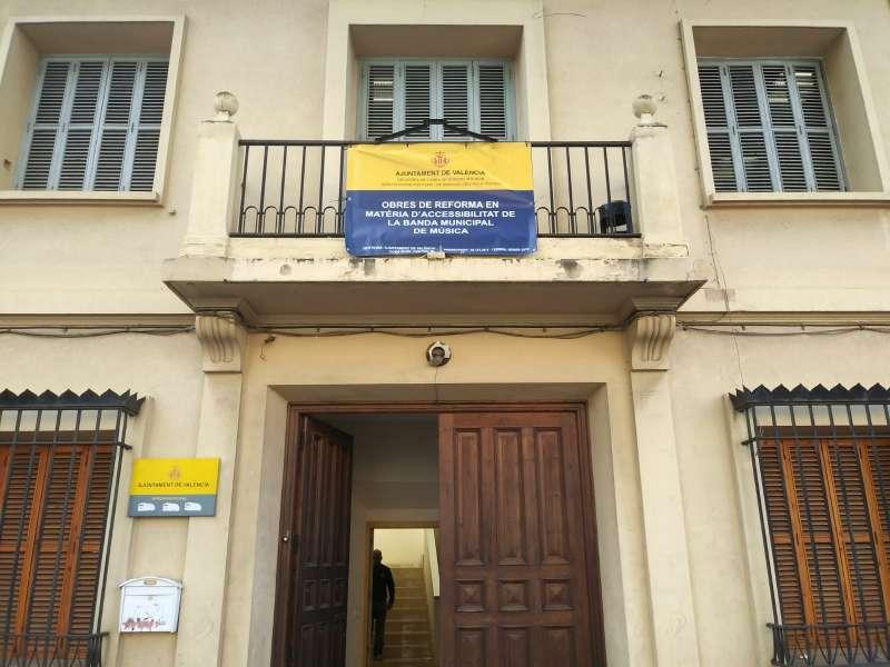Edifici Banda Municipal. EPDA