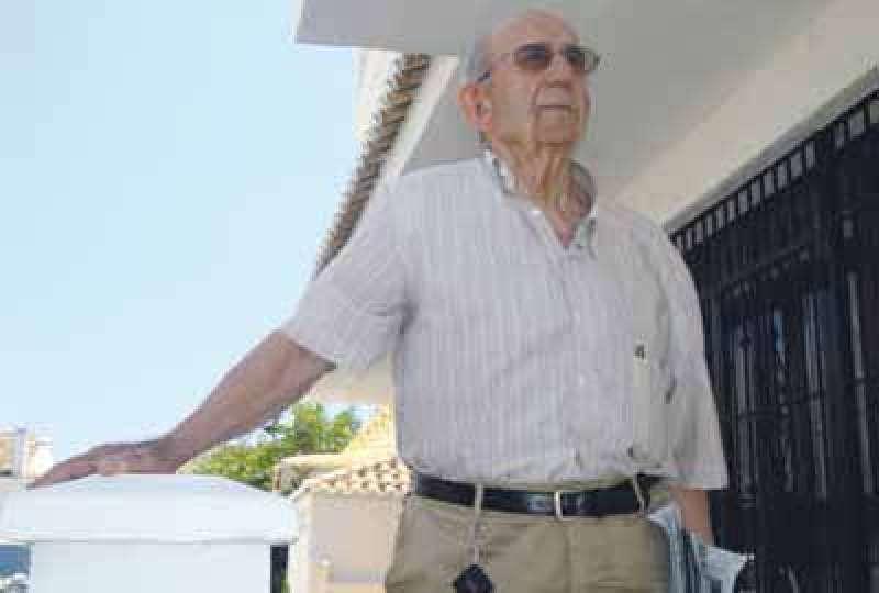 Imagen de archivo de Manuel Carbó en el 2011.