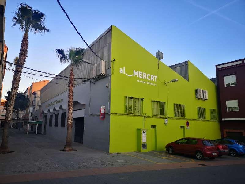 Mercat Municipal/EPDA