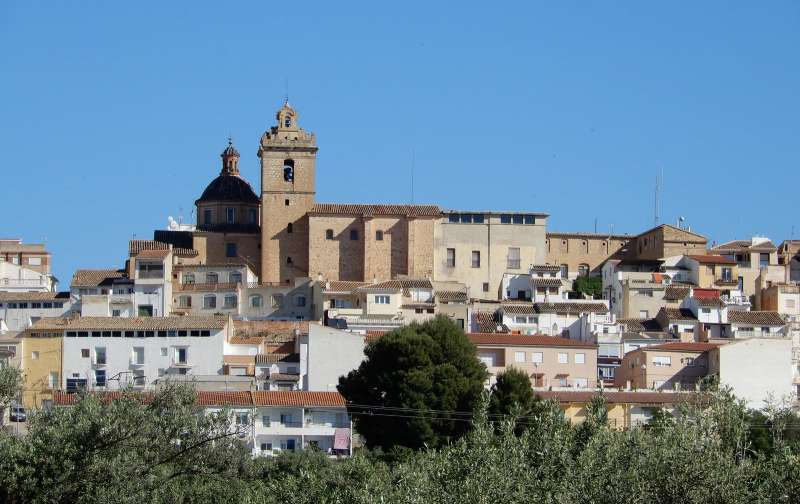 Villar del Arzobispo. EPDA