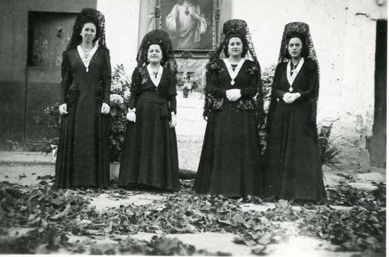 Fiesta del Corpus de 1947. / JSM