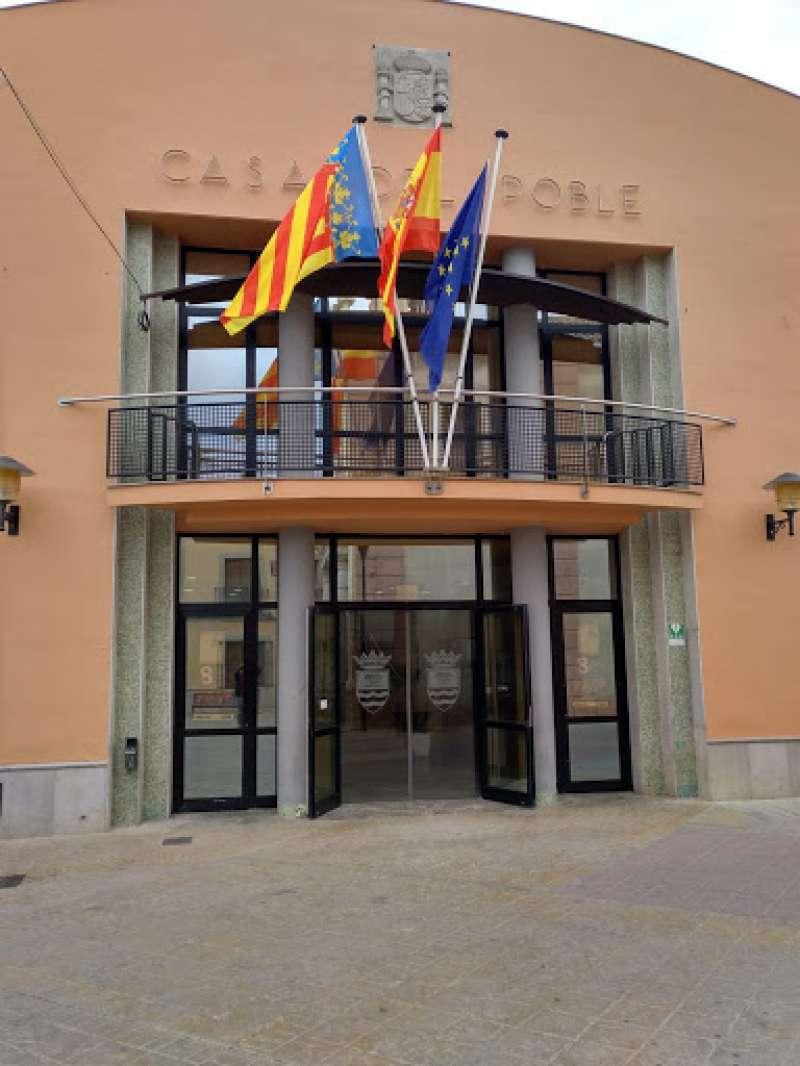 Ajuntament de Massalfassar. / EPDA