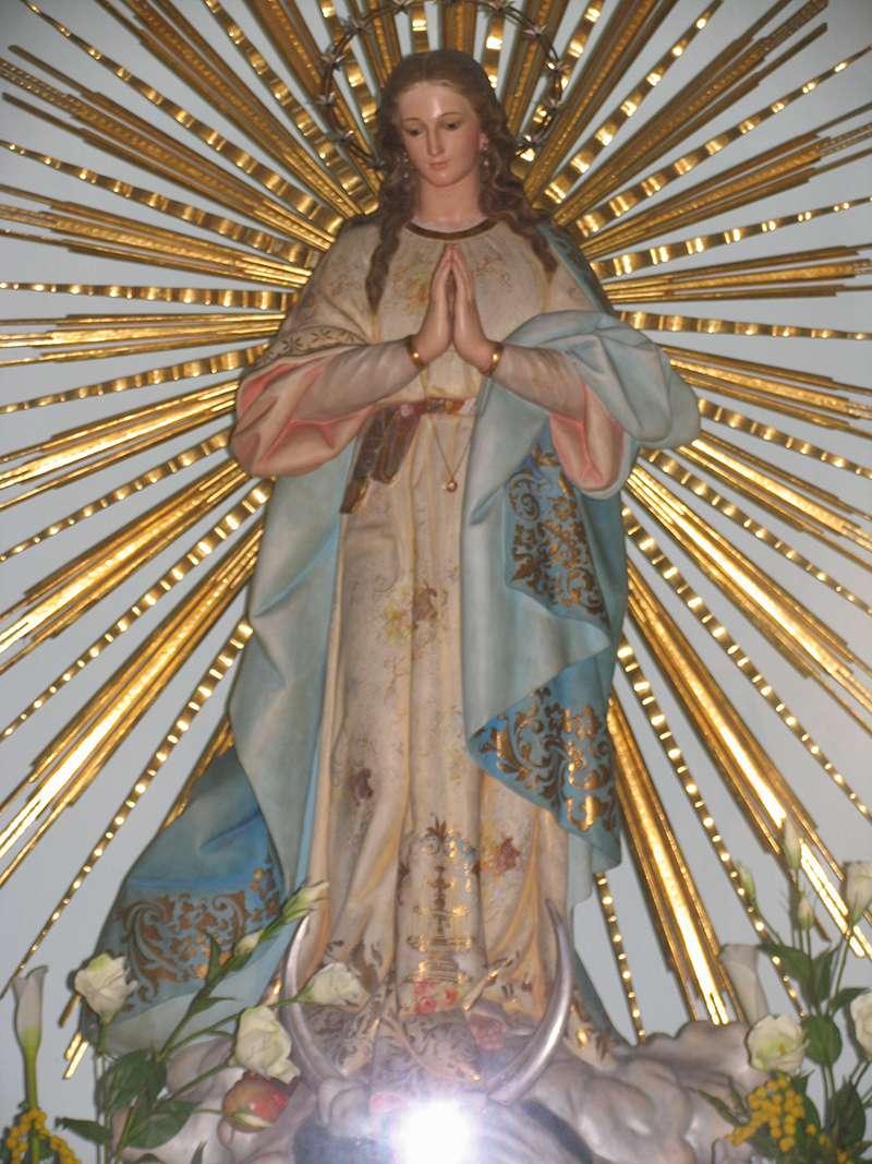 La Inmaculada. JUAN CORBALÁN DE CELIS Y DURÁN