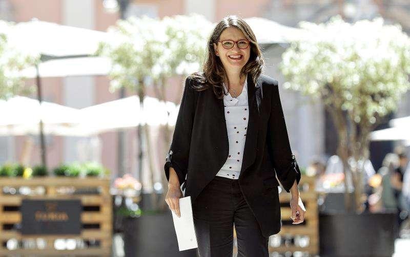 La vicepresidenta del Gobierno valenciano y consellera de Igualdad y Políticas Inclusivas, Mónica Oltra. EFE/Archivo