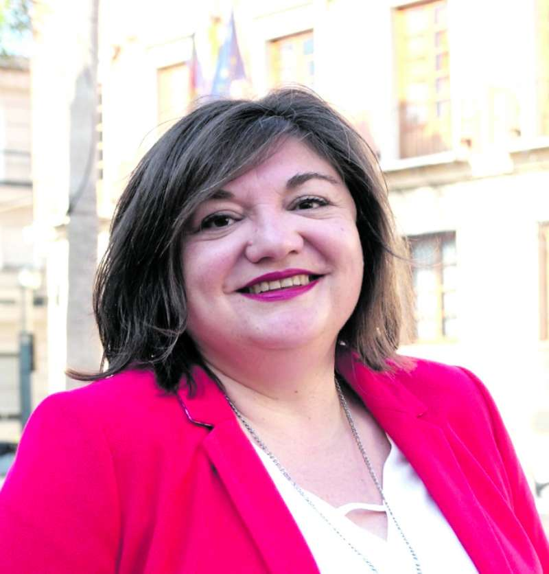 Alcaldessa de Alcàsser i candidata del PSOE, Eva Zamora