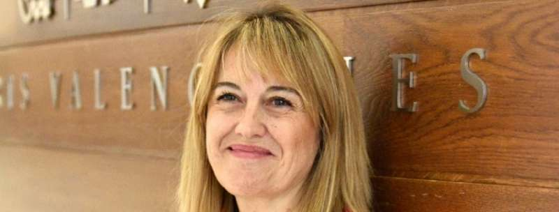 La portavoz de Sanidad del GPP, María Remedio Yáñez