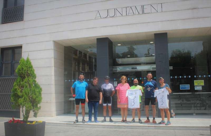 Ciclistes. EPDA