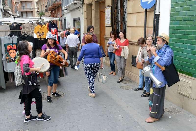 Espectacles del festival a Paiporta. EPDA