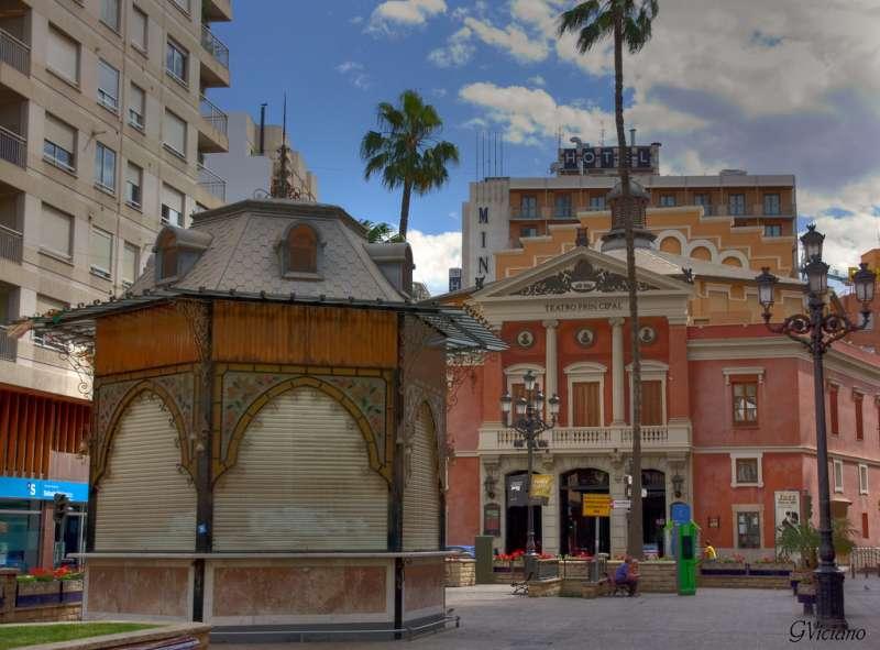 Imagen de Castellón. EPDA