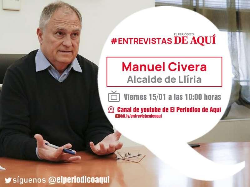 Entrevista a Manuel Civera
