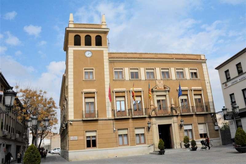 Ayuntamiento de Elda. EPDA