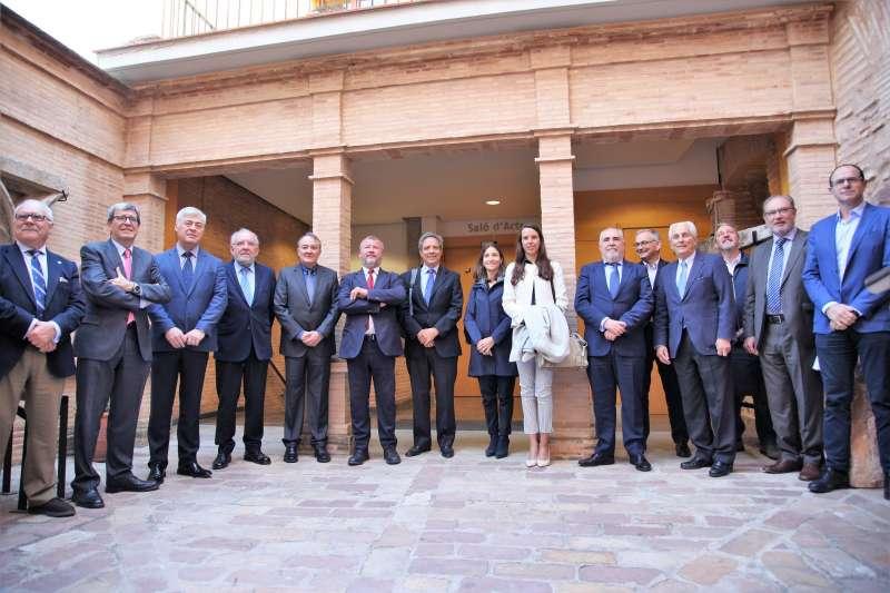 Consejo de Administración en Sagunt. EPDA