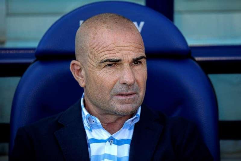 El entrenador Paco López del Levante. EFE/ Archivo