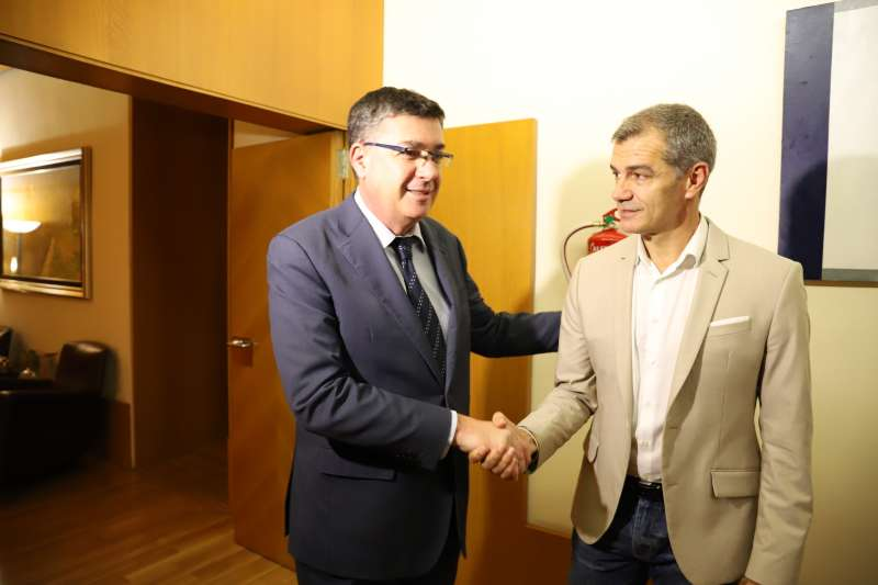Enric Morera y Toni Cantó