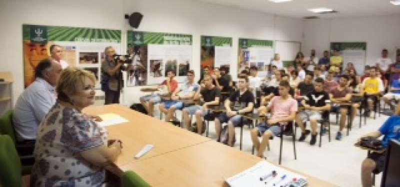 Apertura Inicio curso Escuela Capataces de Catarroja // Abulaila